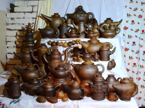 Выставка авторских чайников