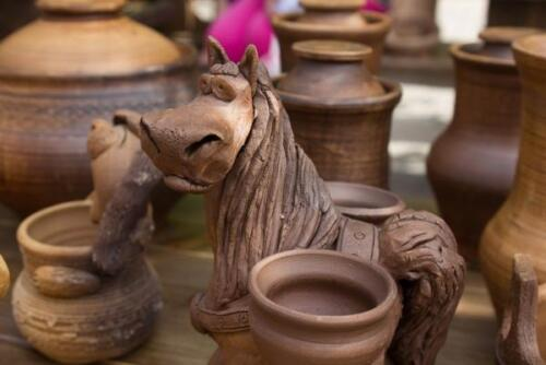 Именная керамика Юрия Белетея