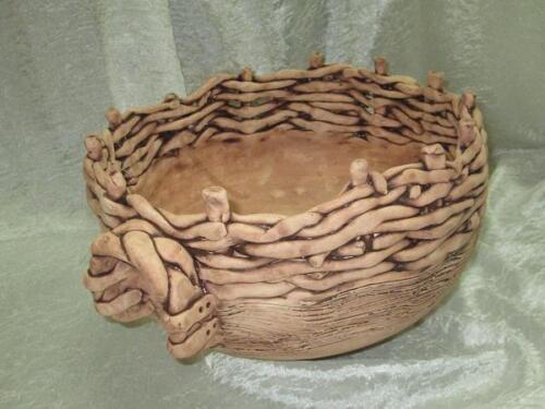 Керамическая корзина