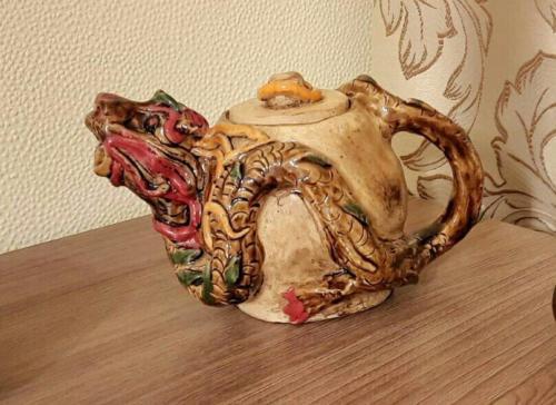 Чайник-дракон