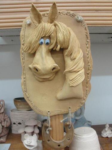 """плакетка """"Лошадь"""""""