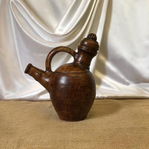 Елейник- традиционный русский сосуд для хранения елея (растительного масла)