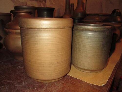 Глиняные туески