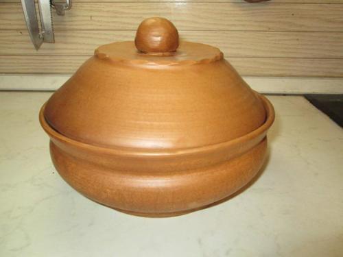1. Глиняный горшок