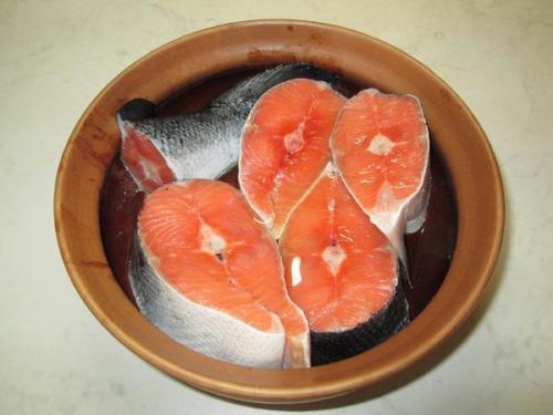 4. Рыба в горшке