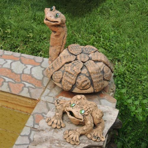 Тортилла и Лягушка
