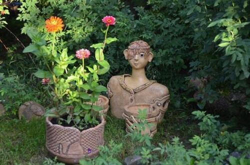 Панкрат в саду