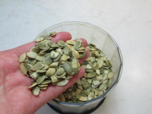 "4. ""Изюминка"" печеной тыквы"