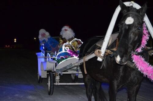 Собственный дед Мороз!