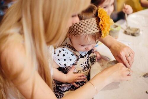 Фестиваль семейной фотографии Вaby photo boom