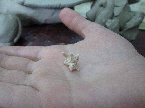 Керамическая миниатюра :))