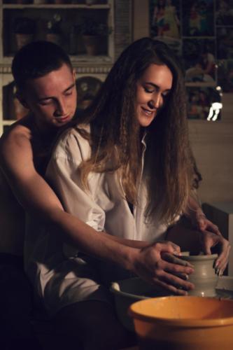 Романтичное свидание в нашей мастерской