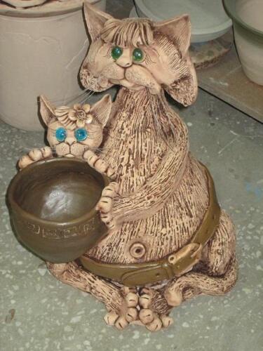 Кот с кошечкой