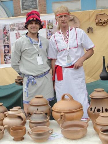 Юрий Белетей с учеником