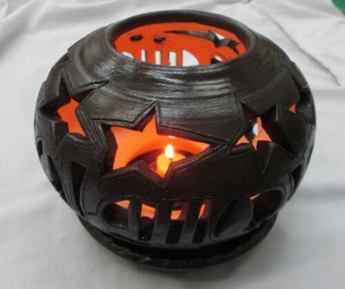 Керамический светильник для спа-салона